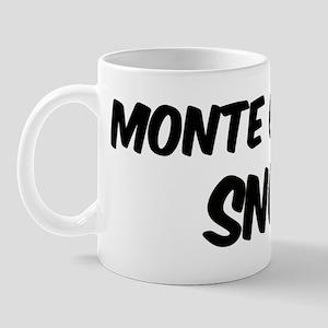Monte Cristo Mug