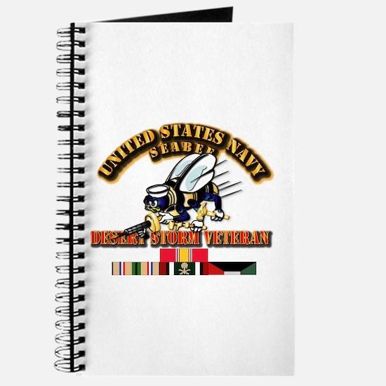Navy - Seabee - Desert Storm Vet Journal
