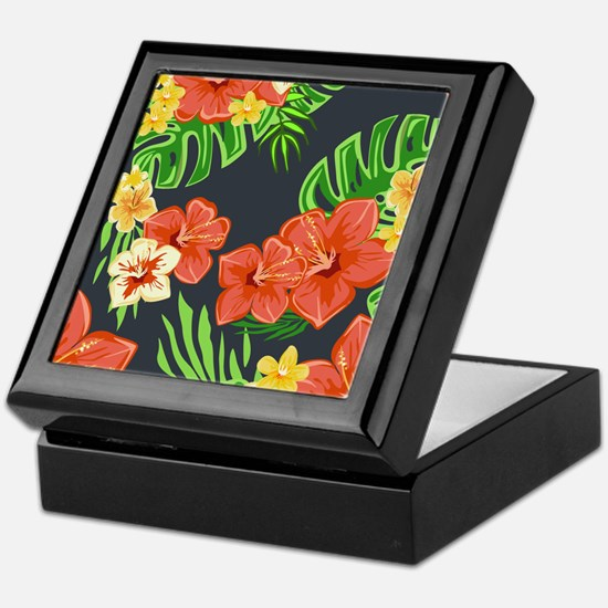 Surfer paradise Keepsake Box