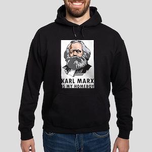 Karl Marx Is My Homeboy Sweatshirt