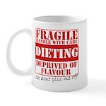 Diet - Dont piss me off Mug
