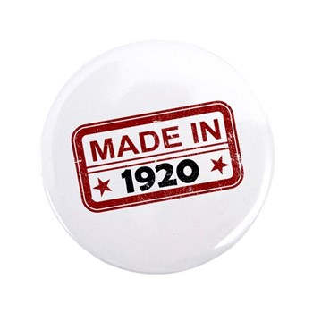 Stamped Made In 1920 3.5