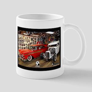 Bo Huff Museum 3 Mugs