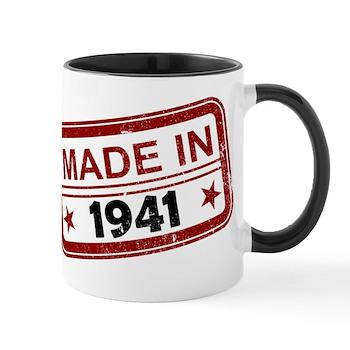 Stamped Made In 1941 Mug