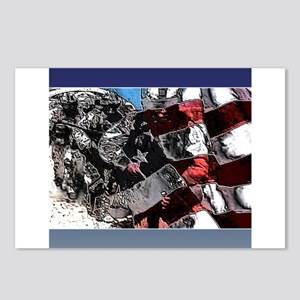 Army Proud Postcards (Package of 8)