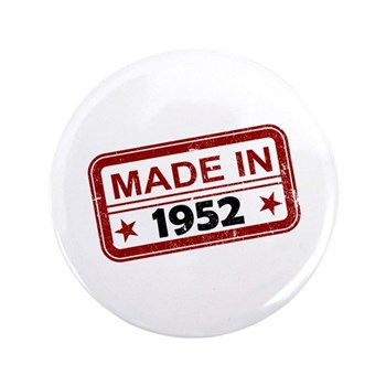Stamped Made In 1952 3.5