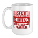 Diet Large Mug