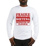 Diet Long Sleeve T-Shirt