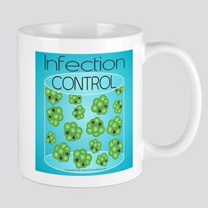 Infection Control Jar Mugs
