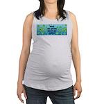 IC Ladybug MUG Maternity Tank Top