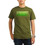 IC Ladybug MUG Organic Men's T-Shirt (dark)