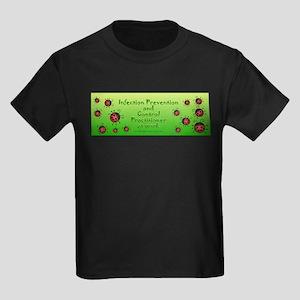 IC Ladybug MUG Kids Dark T-Shirt