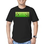 IC Ladybug MUG Men's Fitted T-Shirt (dark)