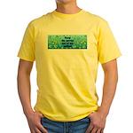 IC Ladybug MUG Yellow T-Shirt