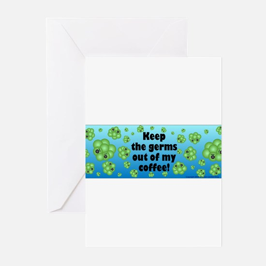 IC Ladybug MUG.png Greeting Cards (Pk of 10)