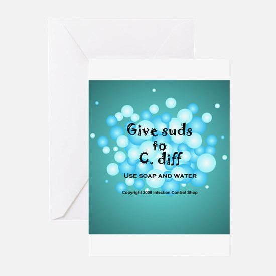 Cute Infection Greeting Cards (Pk of 10)