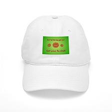 2-Flu Magnet green Cap