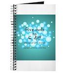 2-Flu Magnet green Journal