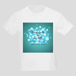 2-Flu Magnet green Kids Light T-Shirt