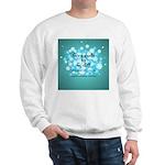 2-Flu Magnet green Sweatshirt