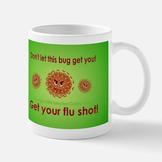 2-Flu Magnet green.png Mug