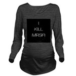 Infection Control Apperal Long Sleeve Maternity T-