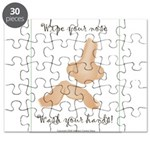 Infection Control Apperal Puzzle