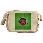 Infection Control Apperal Messenger Bag