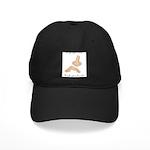 Infection Control Apperal Black Cap