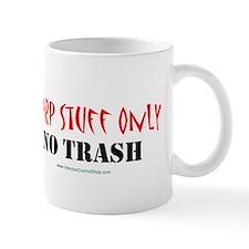 Sharp Stuff Only Mugs