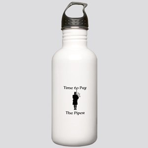 Pay the Piper Water Bottle