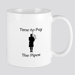 Pay the Piper Mugs