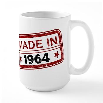 Stamped Made In 1964 Large Mug