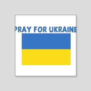 PRAY_FOR_UKRAINE Sticker