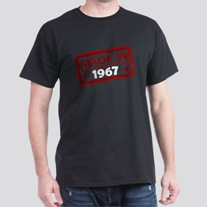 Stamped Made In 1967 Dark T-Shirt