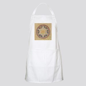 STAR OF DAVID 2 Apron