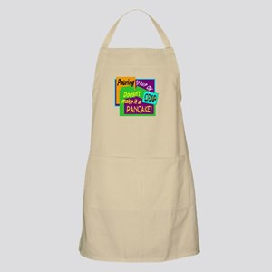 Pouring Syrup On Crap!/ Apron