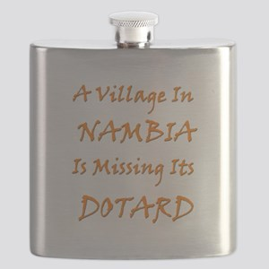Nambia Village Flask