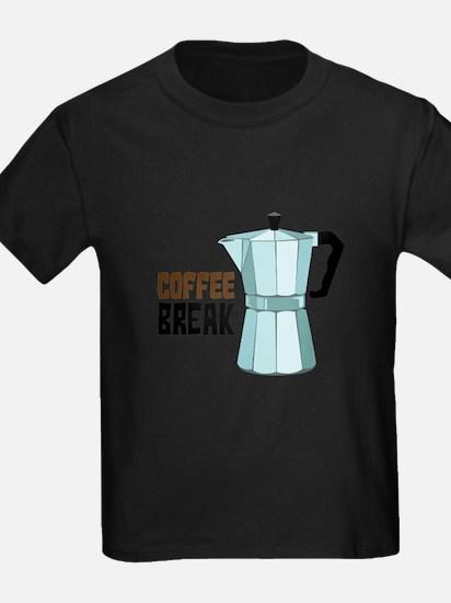 COFFEE BREAK T-Shirt