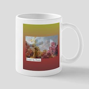 Sunset Cross Mugs