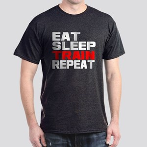 Eat Sleep Train Repeat T-Shirt