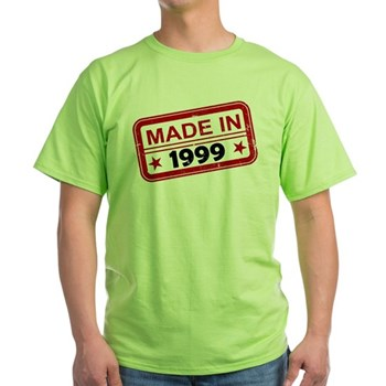 Stamped Made In 1999 Light T-Shirt