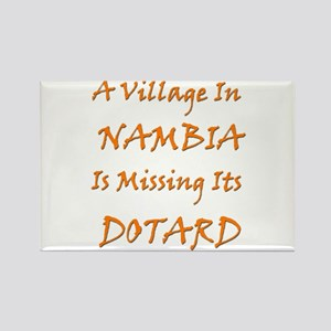 Nambia Village Magnets