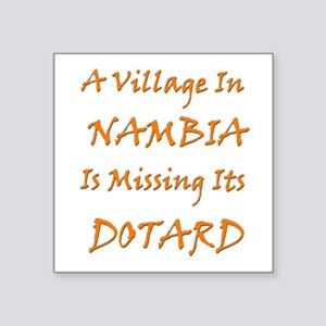Nambia Village Sticker