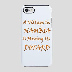 Nambia Village iPhone 7 Tough Case