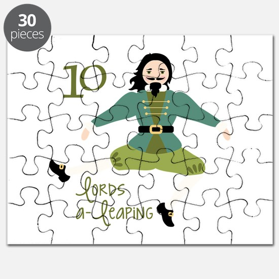 10 loRDS a- leaPiNG Puzzle