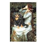 Ophelia & Cavalier (BT) Postcards (Package of 8)