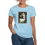 Ophelia & Cavalier (BT) Women's Light T-Shirt