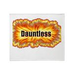 Dauntless Throw Blanket