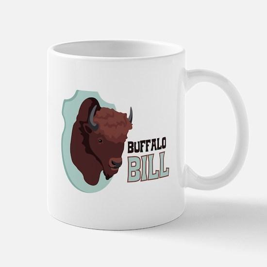 BUFFALO BILL Mugs